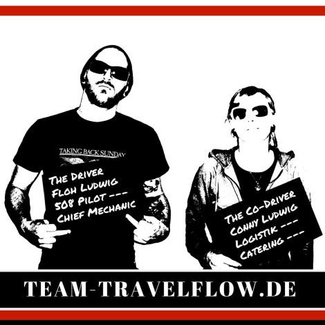 Team Travelflow Logo