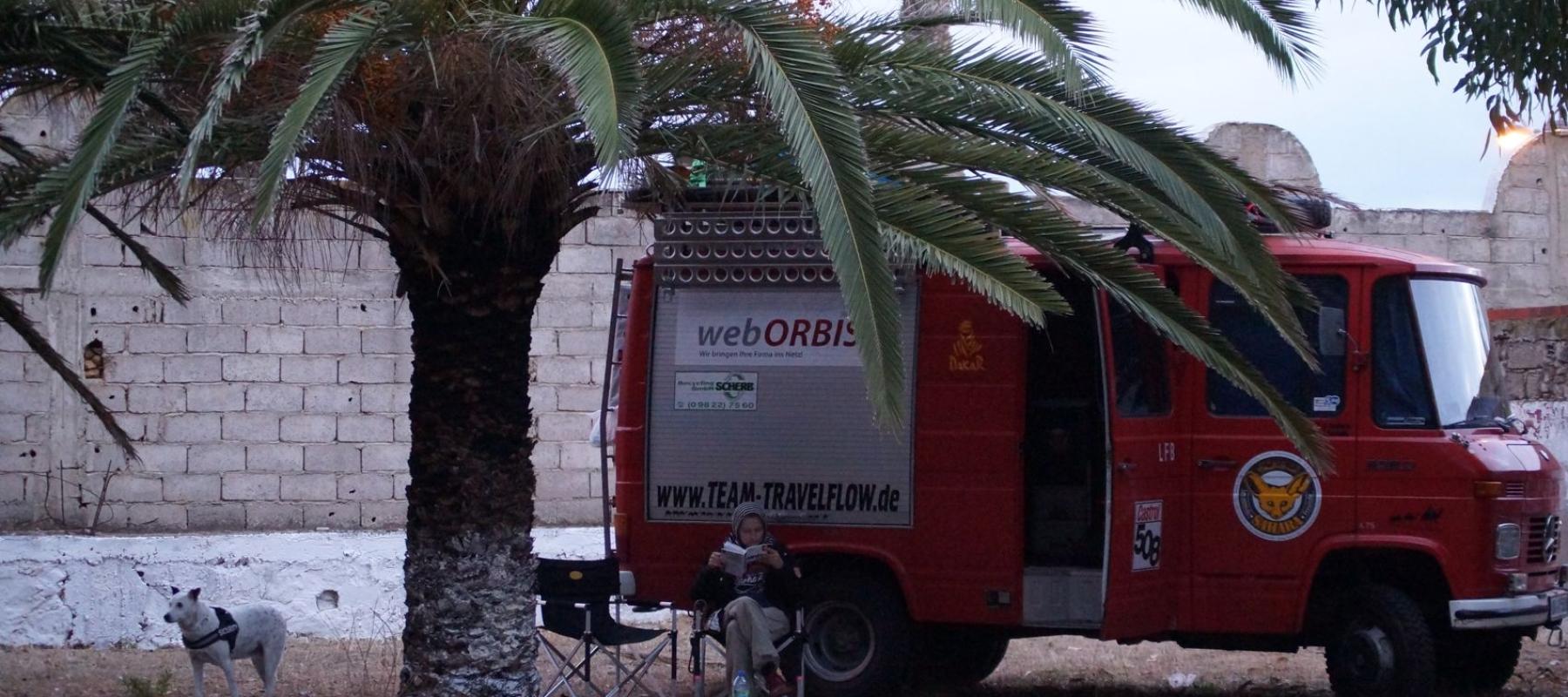 Wir sind endlich da...Marokko!!!