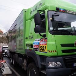 Tatra Rallye-Truck