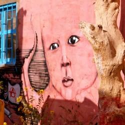 Streetart in Aourir