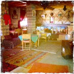 Gastraum Kasbah Les Amis