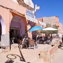 Kaffeepause in Tineghir