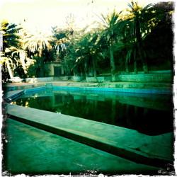 Meski Schwimmbecken